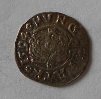 Uhry Denár 1594 Rudolf II.