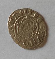Uhry Denár 1596 Rudolf II.