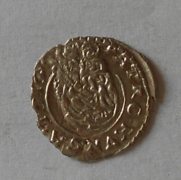 Uhry Denár 1614 KB Matyáš II.