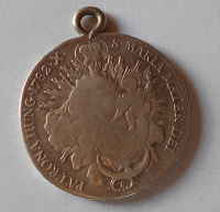 Uhry Tolar 1782 B Josef II.