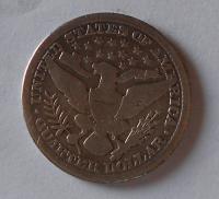 USA 1/4 Dolar 1892
