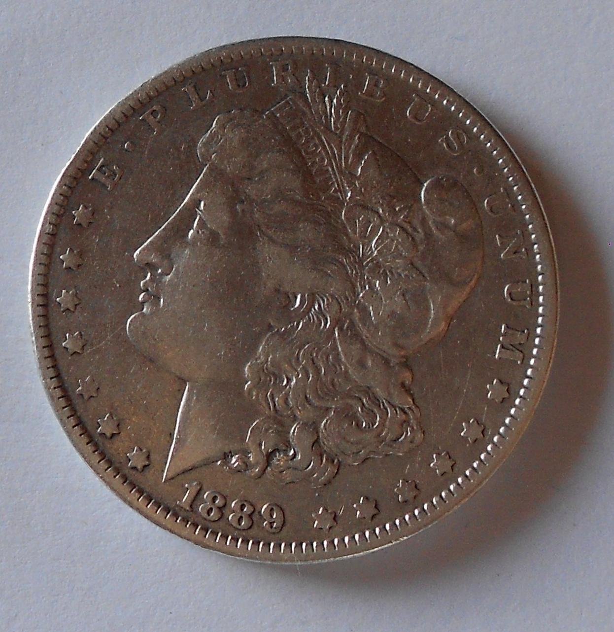 USA 1 Dolar 1889 O