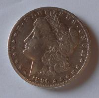 USA 1 Dolar 1896 O