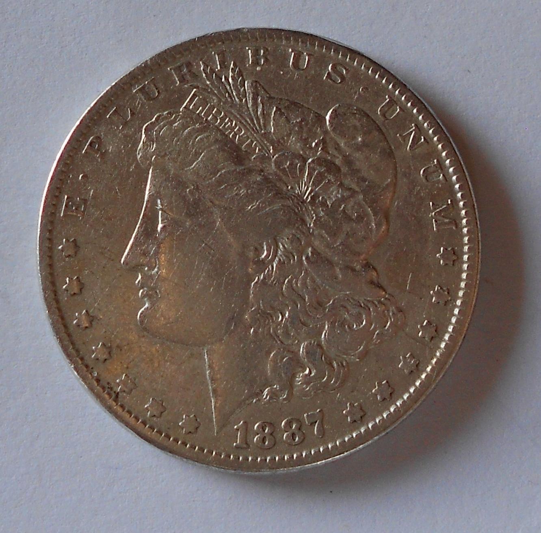 USA 1 Dolar 1897