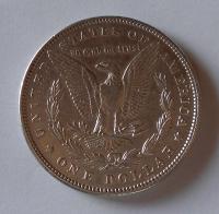 USA 1 Dolar 1898 stav