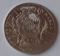 Würzburg 20 Krejcar 1764 Adam Fridrich