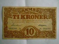 10 Kroner, Dánsko, 1937