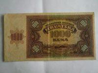 1000 Kuna, Chorvatsko, 1941