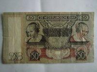 50 Gulden, Holandsko, 1941