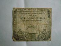 50 Sols, Francie, 1793