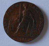 Anglie Token 1795 Sise Lane