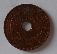 Brit. Východ. Afrika 1 Pence 1952