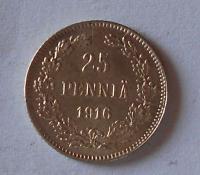 Finsko pod Ruskem 10 Penia 1917