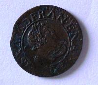 Francie Dernier tolernoise 1638 Ludvík XIII.