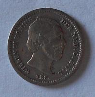Holandsko 5 Cent 1850