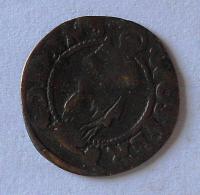 Itálie Denár 1659-1674 Contarini
