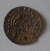 Litva Solidus 1647 Kristýna