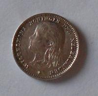 Nizozemí 10 Cent 1894