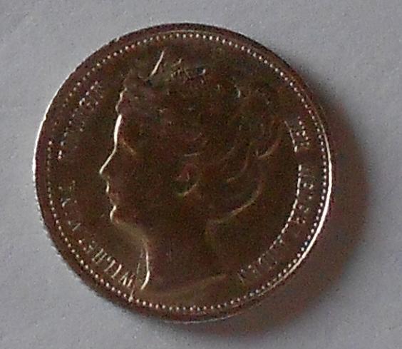 Nizozemí 10 Cent 1901