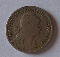 Portugalsko 50 Cent 1930