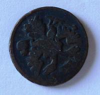 Rusko 1/2 Kopějka 1737