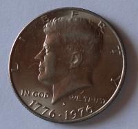 USA 1/2 Dolar 1776-1976
