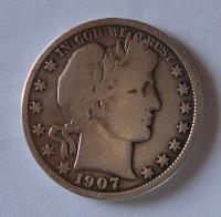 USA 1/2 Dolar 1907