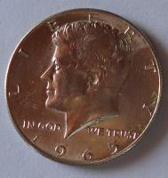USA 1/2 Dolar 1965