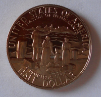USA 1/2 Dolar 1986