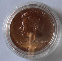 USA 1/2 Dolar 2017