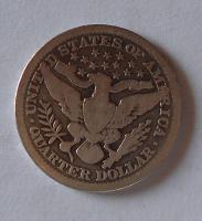 USA 1/4 Dolar 1911