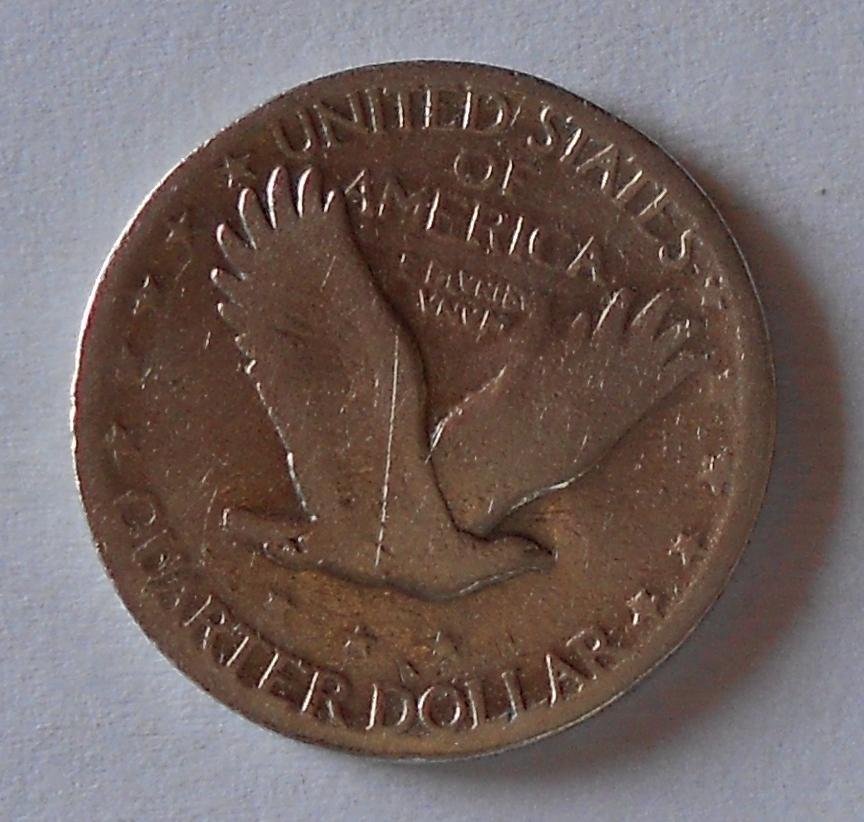 USA 1/4 Dolar 1928