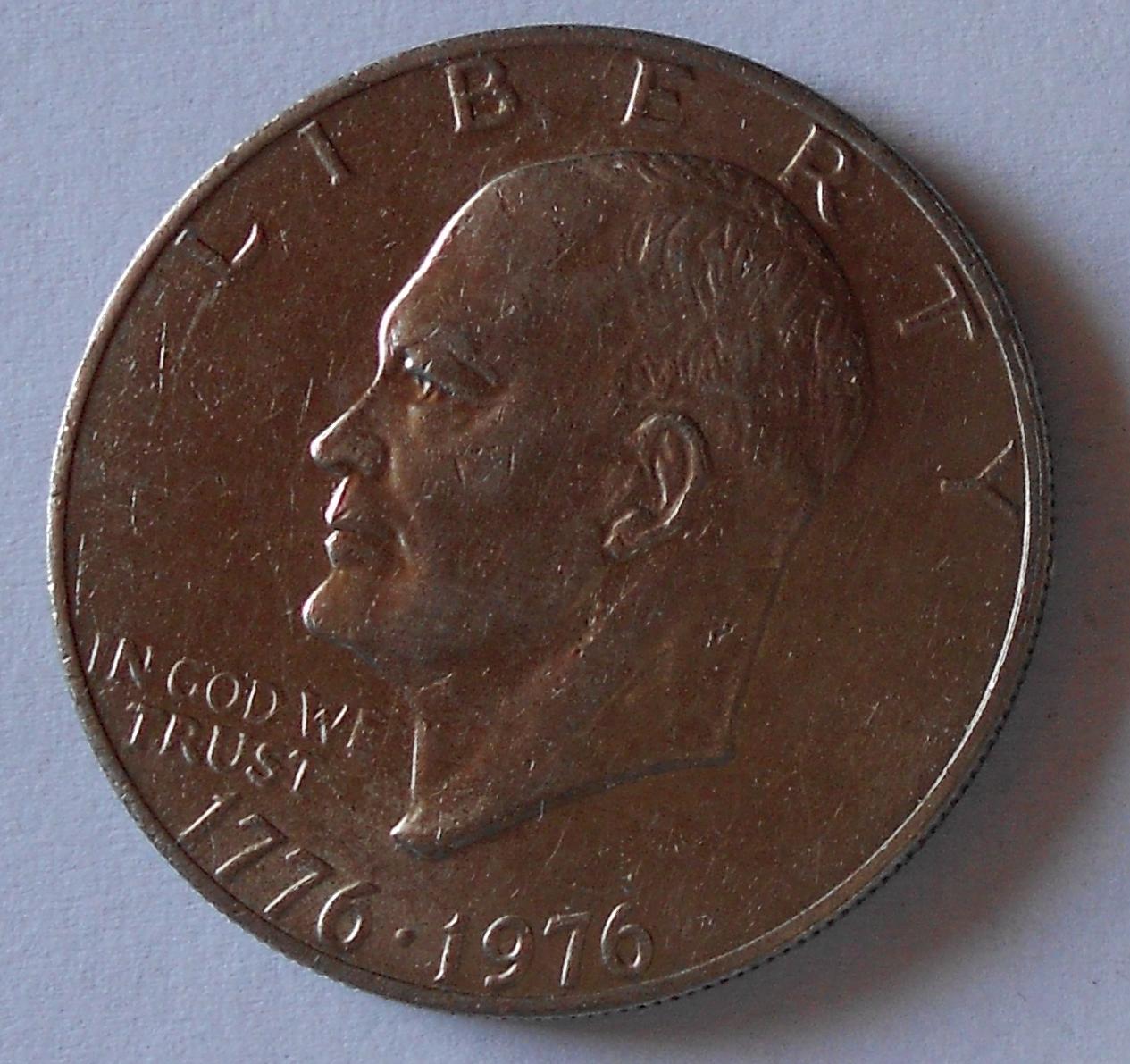 USA 1 Dolar 1776-1976