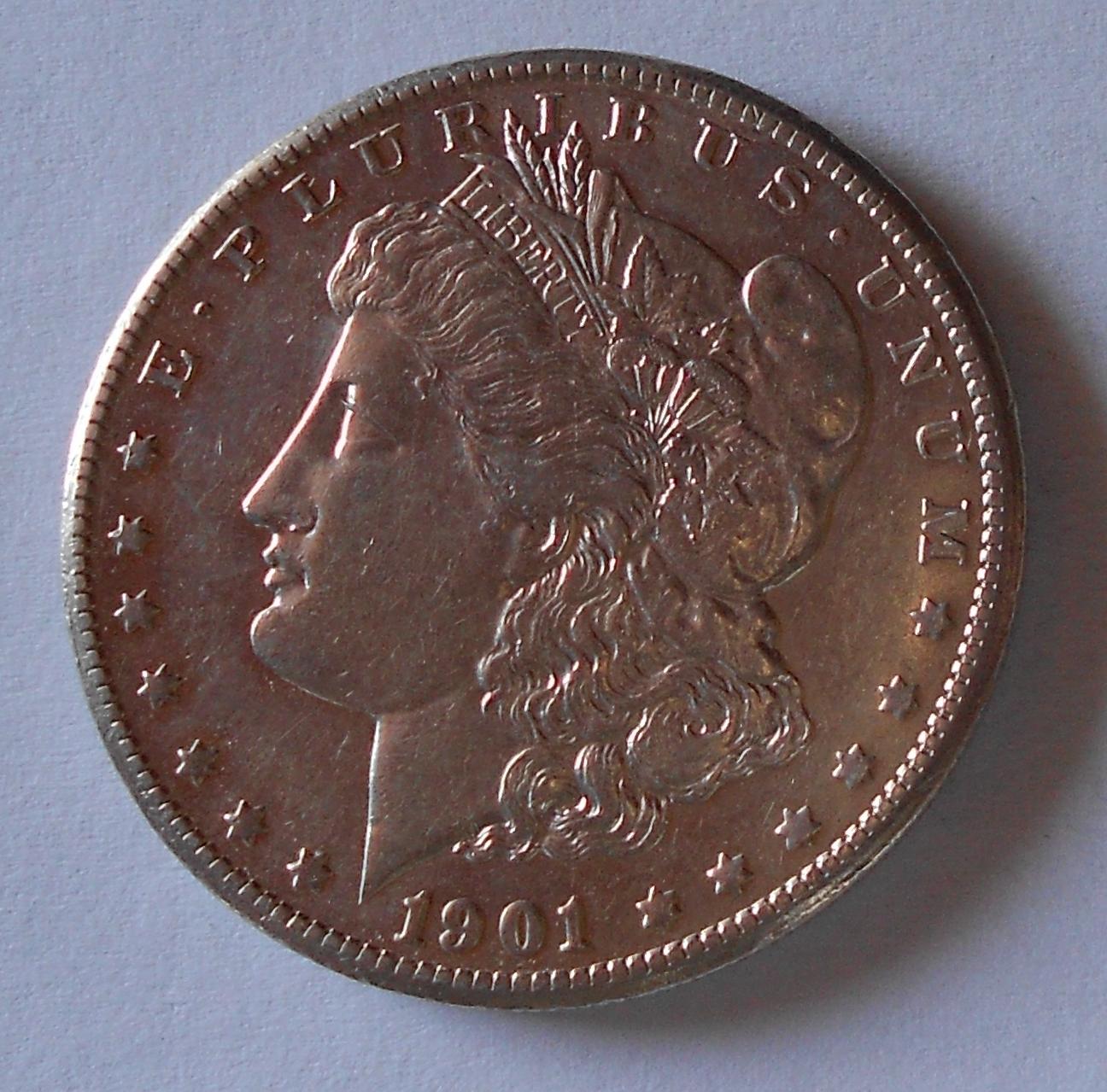 USA 1 Dolar 1901
