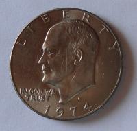 USA 1 Dolar 1974
