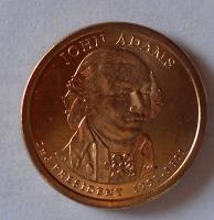 USA 1 Dolar Adams