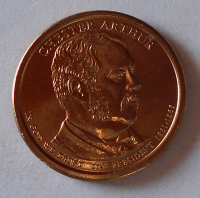 USA 1 Dolar Arthur