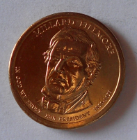 USA 1 Dolar Fillmore