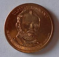 USA 1 Dolar Grant