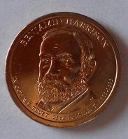 USA 1 Dolar Harrison