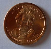 USA 1 Dolar Jackson