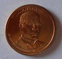 USA 1 Dolar Kinley