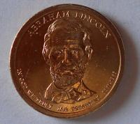USA 1 Dolar Lincoln