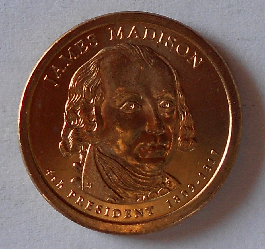USA 1 Dolar Madison