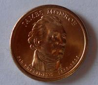 USA 1 Dolar Monroe