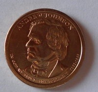 USA 1 Dolar Prezident Johnson
