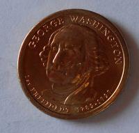 USA 1 Dolar Prezident Washington