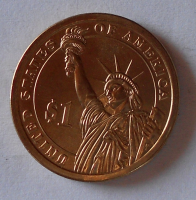 USA 1 Dolar Roosevelt