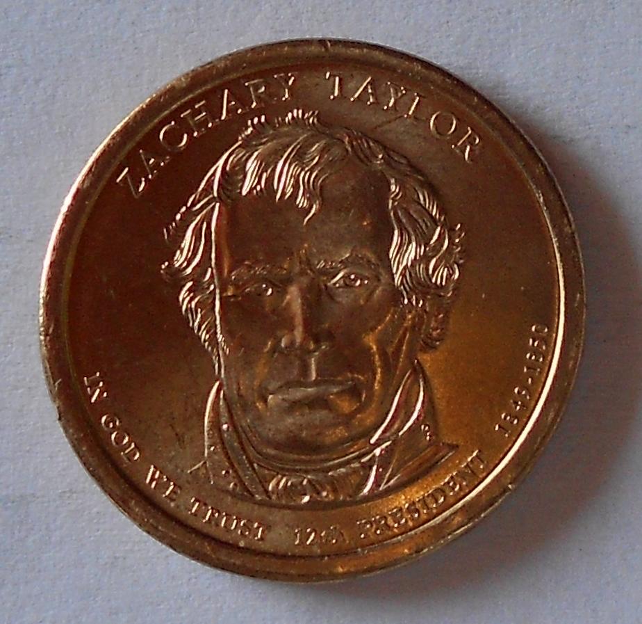 USA 1 Dolar Taylor