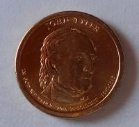 USA 1 Dolar Tyler